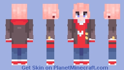 Happy Thoughts Minecraft Skin