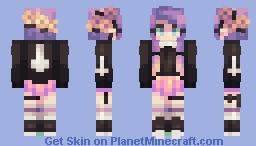 LABYRINTH Minecraft Skin