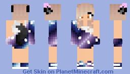 Galaxy Love!~MoOnIeS Minecraft Skin