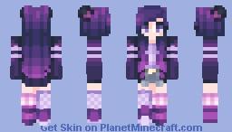★𝕮𝖍𝖊𝖊𝖗𝖎𝖔𝖔𝖘★ Moonlight Minecraft Skin