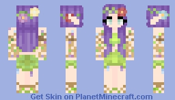 Mythical Elf Fairy|For Contest~MoOnIeS Minecraft Skin