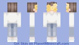 Troye Sivan ~ Wild Minecraft Skin