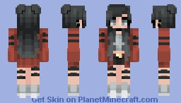★𝕮𝖍𝖊𝖊𝖗𝖎𝖔𝖔𝖘★ Maybe Minecraft Skin