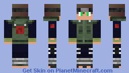 Shinobi Minecraft Skin