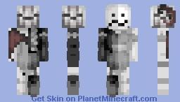 Battle Scars~ Minecraft Skin