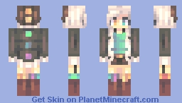 Keeper // 200th Skin Minecraft Skin