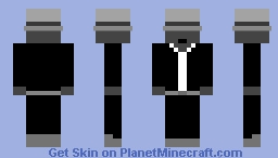 tophat guy Minecraft Skin