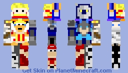 Super Smash Bros Brawl Minecraft Skin