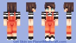 Into Me. // ST Minecraft Skin