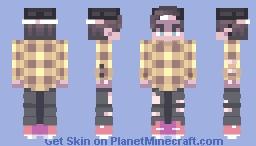 ナサニエル Minecraft Skin