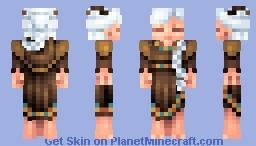 Grillo Minecraft Skin