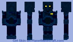 Astro-Z1nc Elite Minecraft Skin