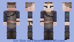 Atreus Minecraft Skin