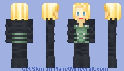 Black Widow - Infinity War Minecraft Skin