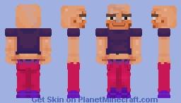 ﴾ξꭚꞕꝍ₮₮ἷ﴿ Ballhead Minecraft Skin