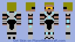 Bruno (Mobile Legends) Minecraft Skin
