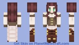 Cardia Beckford - Code realize Minecraft Skin