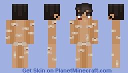 Baby, you're so ungrateful. Minecraft Skin