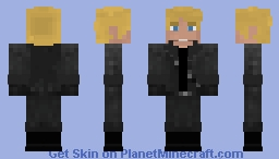 Johnny Blaze Minecraft Skin