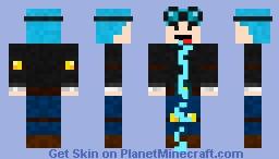 DanTDM (Derpy) Minecraft Skin