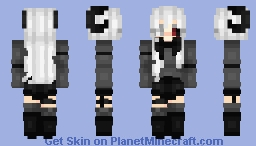 Demon Minecraft Skin
