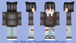 My Heart Is For You ♥ Minecraft Skin