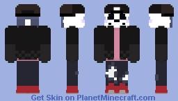 Rex 2.0 Minecraft Skin