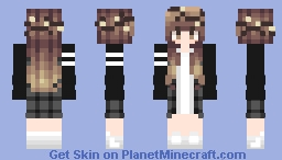 【wнiтee♕】Bitter Sweet Minecraft Skin