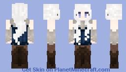 Eirene Briarwood - Five Minecraft Skin