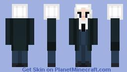 dr brenner [stranger things] Minecraft Skin