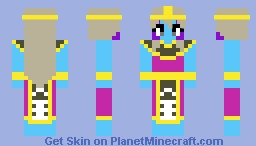 Zenjo'oh's Egyptian Clothes Minecraft Skin
