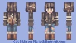 ♥L3Δ♥ / Fox paraphernalia Minecraft Skin