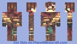 Lil' Red Riding Hood Minecraft Skin