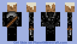 Christmas Pudding Phantom Minecraft Skin
