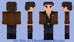 Han Solo (Solo: A Star Wars Story) Minecraft