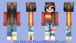 primarily primary Minecraft Skin