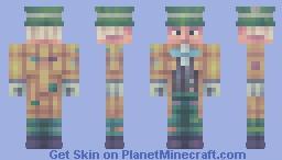 Mad Hatter    Alice in Wonderland Minecraft