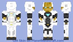 """Iron Man Mk XXXIX """"Starboost"""" Minecraft"""
