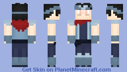 """We don't like to brag, but we're kind of impressed with how many people are here because of us. Did I say us? I mean me. Just one Me."" Minecraft Skin"