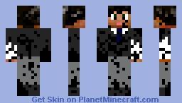 joey drew (custom) Minecraft Skin