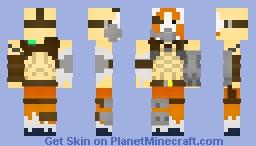 Krieg Minecraft Skin