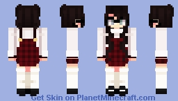 ♡ Nerd ♡ Minecraft Skin