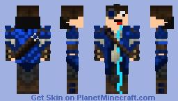 NetherNitro (Derpy) Minecraft Skin