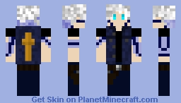 Parzival (Ready Player One) [Movie] Minecraft Skin