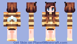 strange things did happen here no stranger would it be // Persona Minecraft Skin