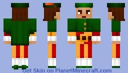 Pied Piper of Hamelin Minecraft Skin