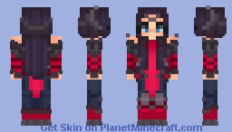 💎League Of Legends💎Irelia REMAKE 2018 Skin Minecraft Skin