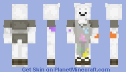 Polar Painter, i guess.. Minecraft Skin