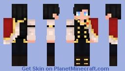 Prince2 (Original) Minecraft Skin