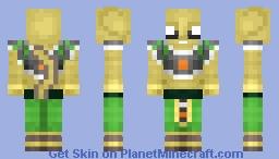 Universe 4 - Quitela Minecraft Skin
